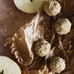 Spiced Apple and Oats Energy Balls